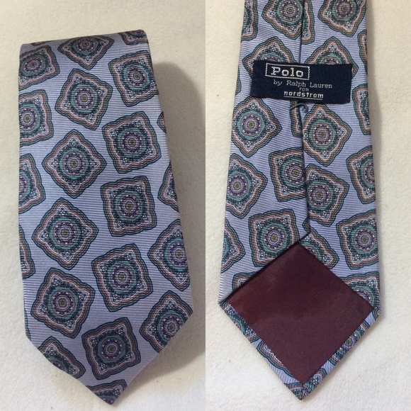 Polo by Ralph Lauren Other - Ralph Lauren Polo Periwinkkle Blue Silk Tie